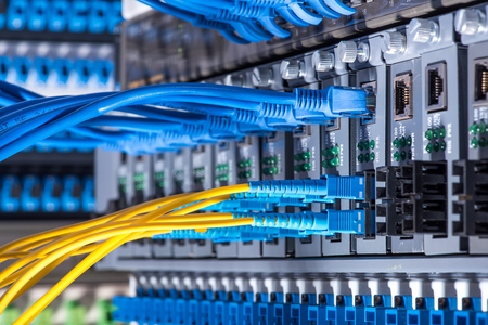 Point to Point Fiber Optic Connection