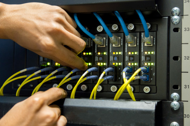 Backup Connection for any fiber casualties